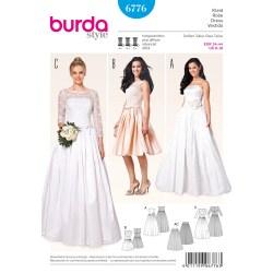 Small Crop Of Wedding Dress Patterns