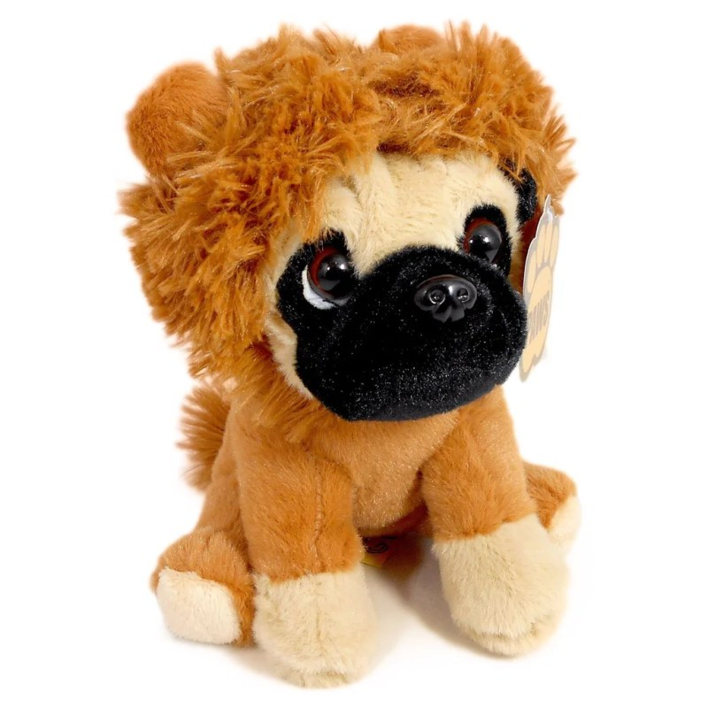 Imposing Costume Pug Dog Toy Costume Liberty Trading Pug Costume Teddy Pug Dog Toy Santa Costume Pug