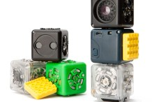 Cubelets 6pc Robotics Kit w/Charger