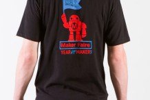 Maker Faire Year of the Maker T-Shirt
