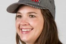 Make Striped Engineer's Hat