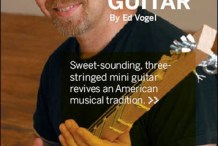 Make Projects: Cigar Box Guitar (pdf)