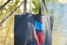 Maker Faire Year of The Maker Totebag