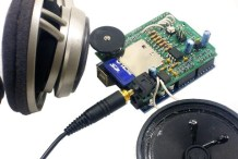 Audio Player WaveShield Kit
