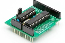 64 Button Shield for Arduino