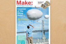 Make: magazine, Volume 12