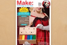 Make: magazine, Volume 13