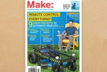 Make: magazine, Volume 22