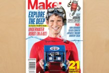 Make: magazine, Volume 34
