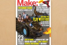 Make: magazine, Volume 35