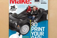 Make: Volume 42 - the Ultimate Guide to 3d Printing 2015