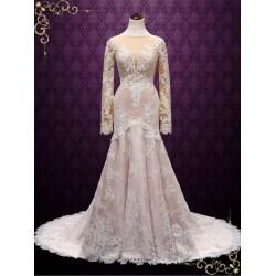 Pleasing Long Sleeves Feia Ieie Blush Colored Dresses Boho Blush Colored Wedding Dress Wedding Blush Colored Casual Dresses Long Sleeves Feia Boho Blush Colored Wedding Dress