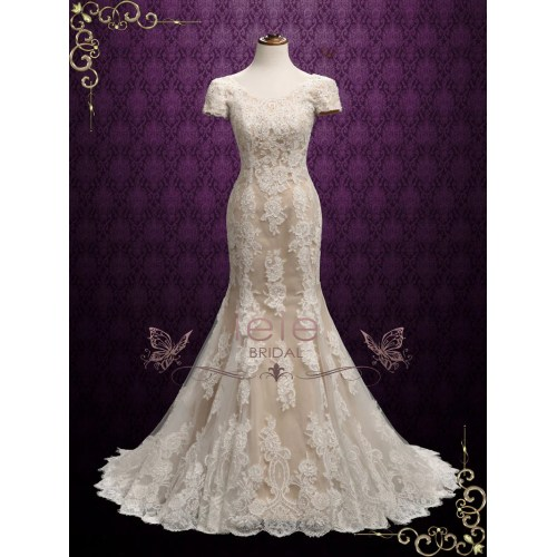 Medium Crop Of Modest Wedding Dresses