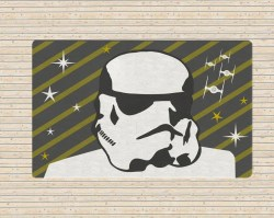 Small Of Star Wars Rug