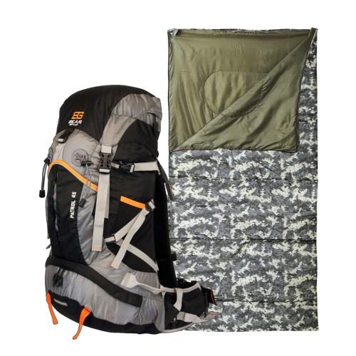 Medium Of Bear Sleeping Bag