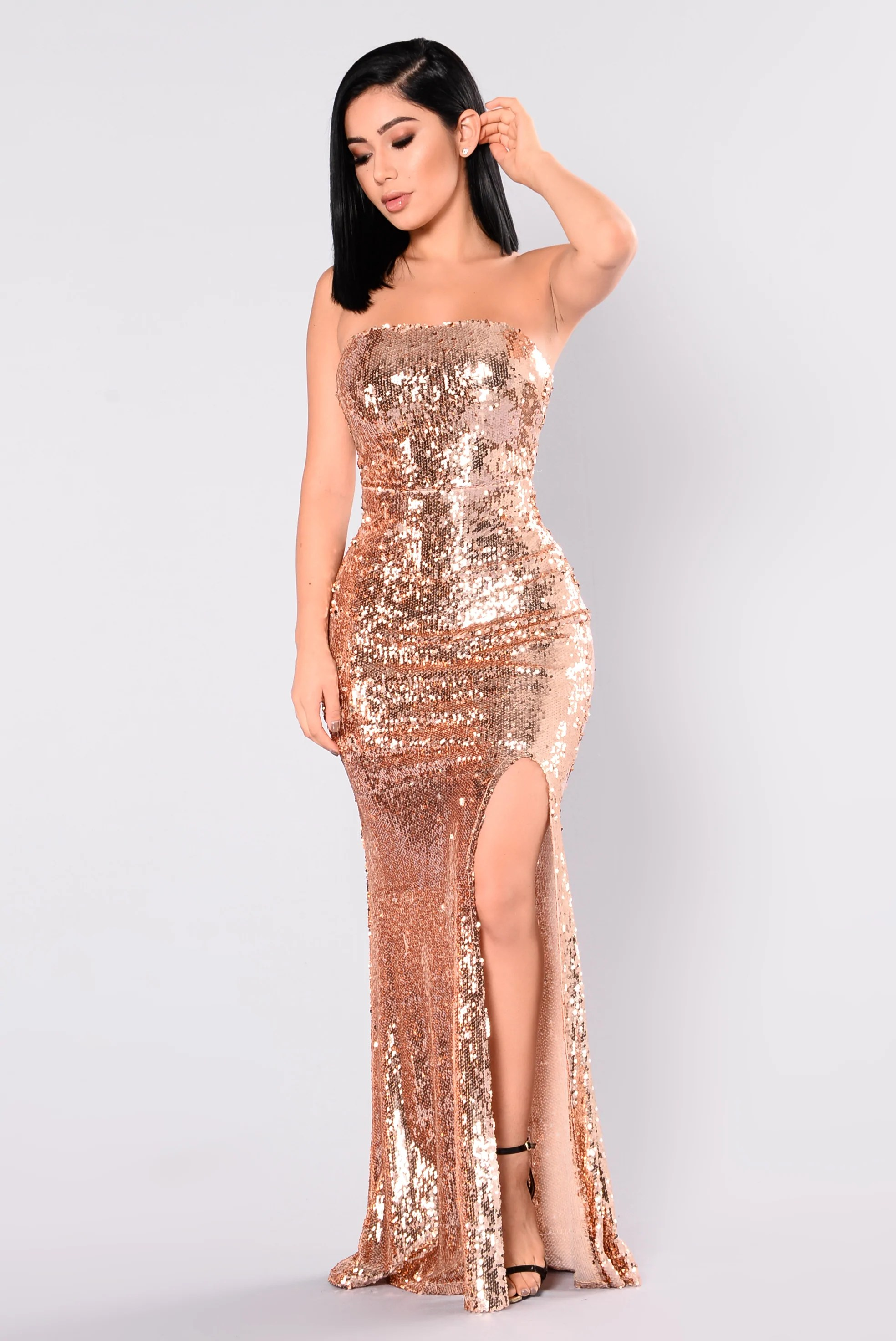 Fullsize Of Rose Gold Dress