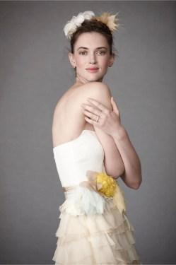 Small Of Corset Wedding Dress