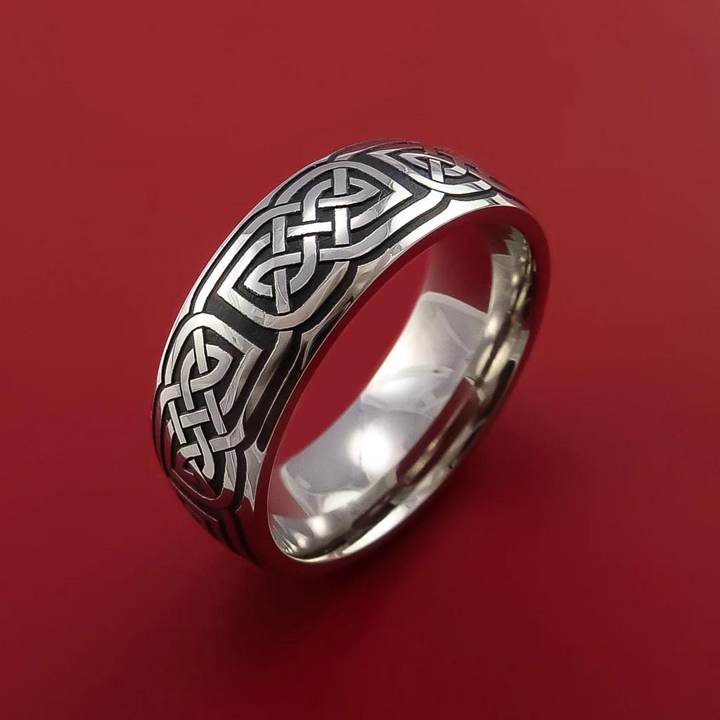 Fullsize Of Celtic Wedding Rings