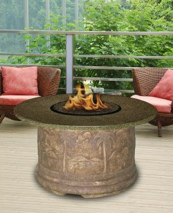 Small Of Propane Fire Pit Table