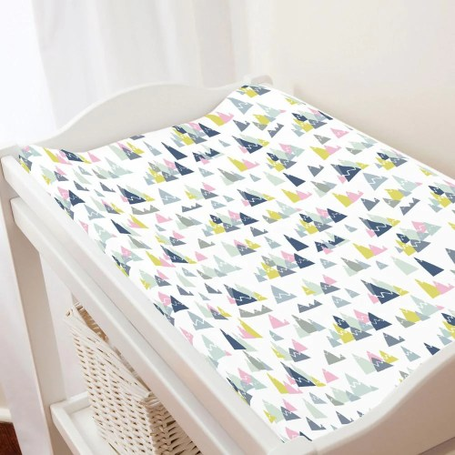 Medium Of Changing Pad Cover