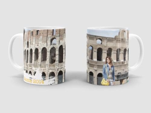 Medium Of Personalized Travel Mugs