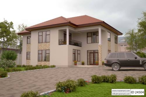 Medium Of 4 Bedroom House