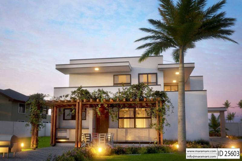 Large Of 5 Bedroom House Plans
