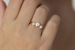 Genial Engagement Ring Carat Round Diamond Engagement Ring Carat Artemer Half Carat Diamond Size Half Carat Diamond Studs