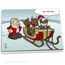 Small Crop Of Funny Christmas Cards