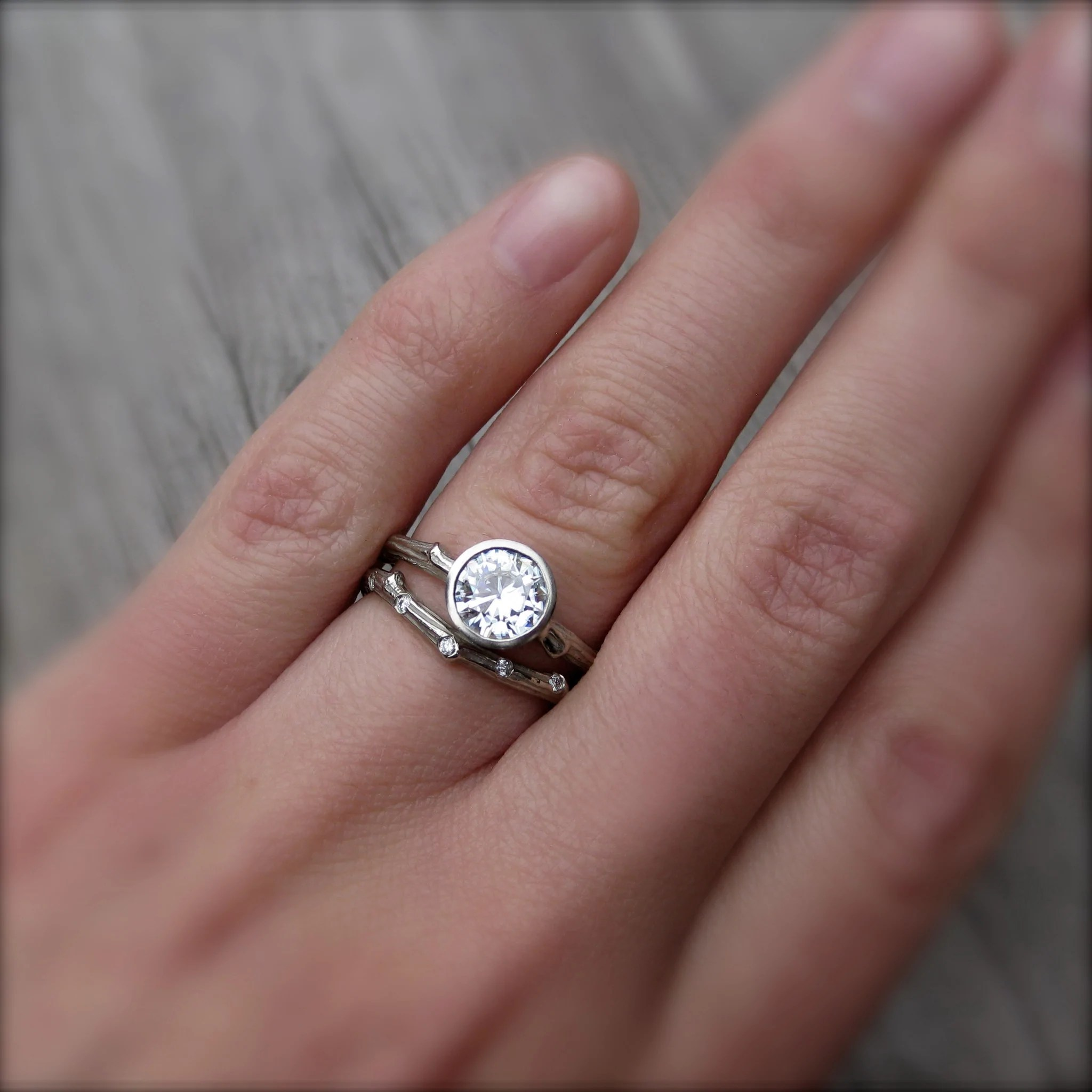Fullsize Of Engagement Ring Finger