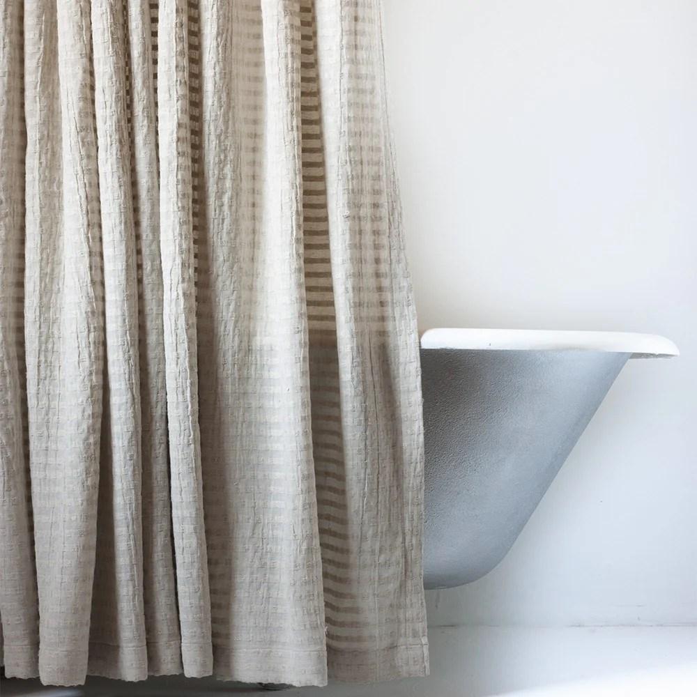 Adorable Extra Long Sizes Emily Ellingwood Shower Curtain Sizes Length Shower Curtain Sizes Curved Rod Extra Long Sizes Greige Fabric Shower Curtain Greige Fabric Shower Curtain houzz 01 Shower Curtain Sizes