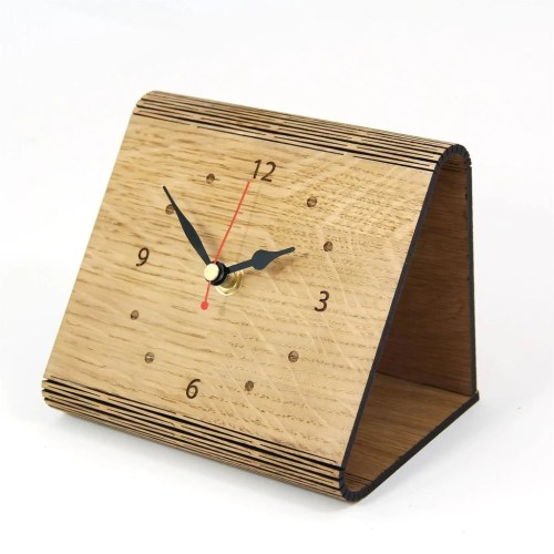Medium Of Unique Wooden Clocks