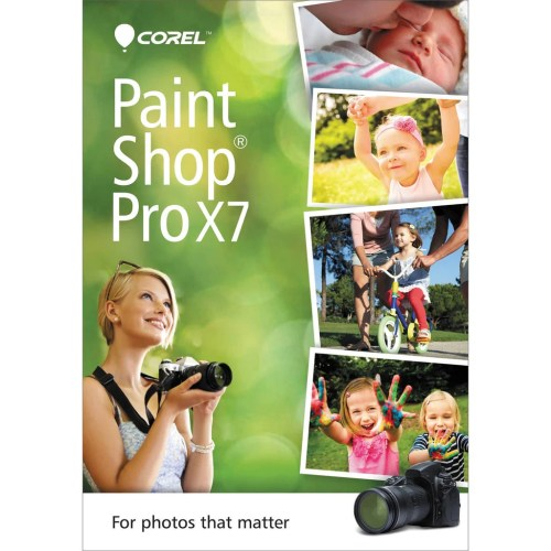 Medium Of Corel Paintshop Pro X7