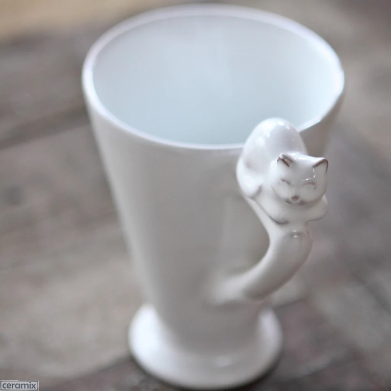 Large Of Handmade Cat Mug