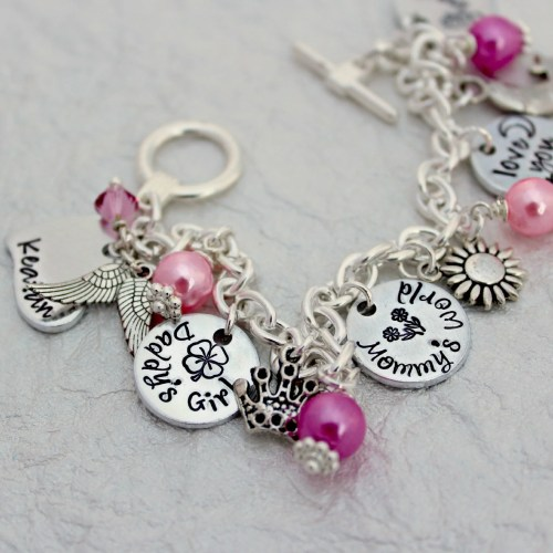Medium Crop Of Custom Charm Bracelets