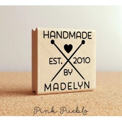 Small Crop Of Custom Logo Rubber Stamps