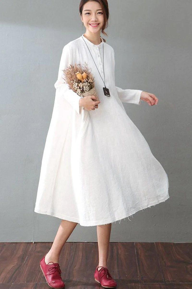 Fullsize Of White Long Dresses