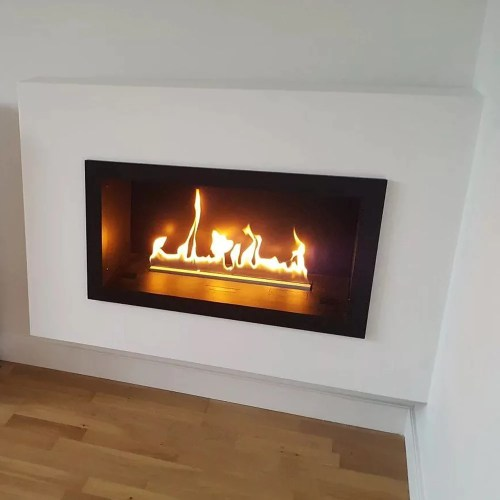 Medium Of Ethanol Fireplace Insert