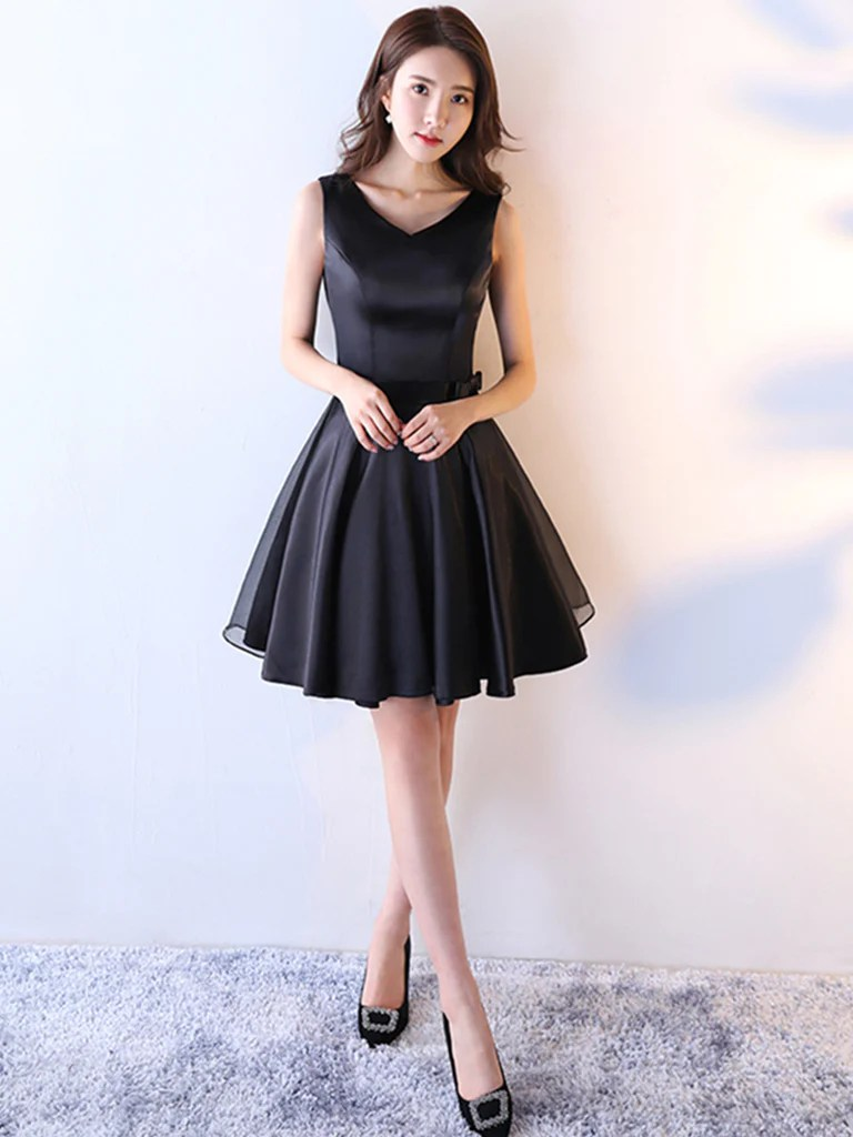 Large Of Black Homecoming Dresses