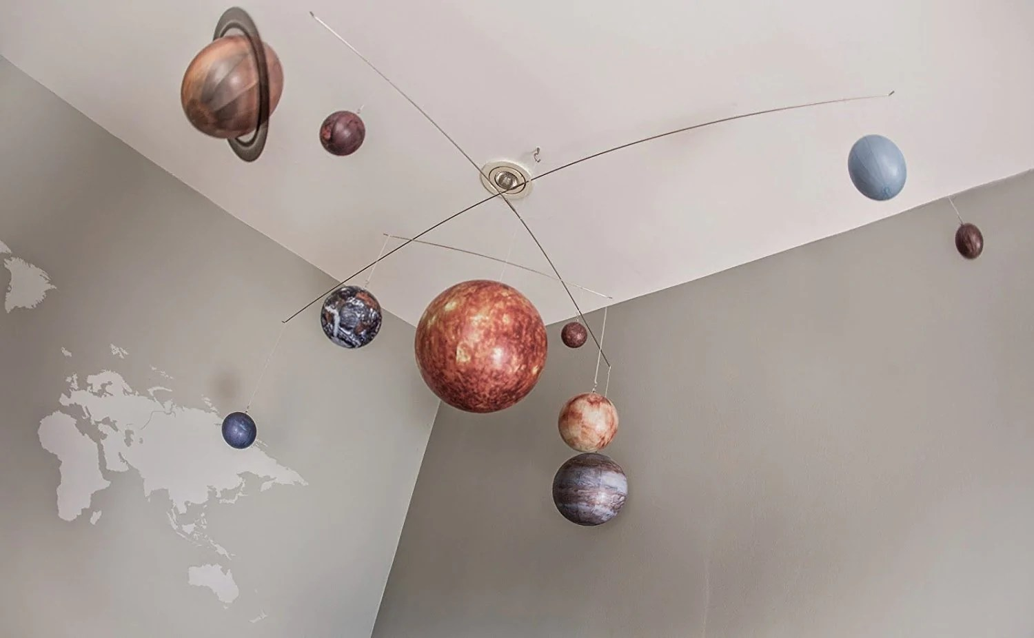 Fullsize Of Solar System Mobile