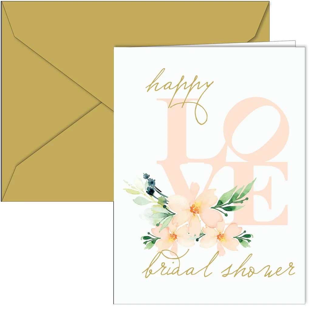 Picture Love Bridal Card Happy Love Bridal Philly Med Cards Paper On Pine Bridal Shower Card Images Bridal Shower Cards To Make cards Bridal Shower Card