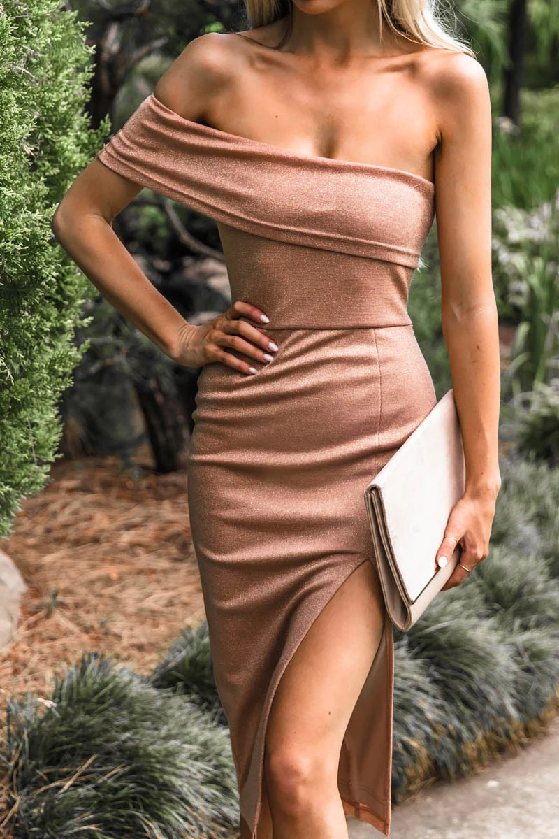 Large Of Rose Gold Dress