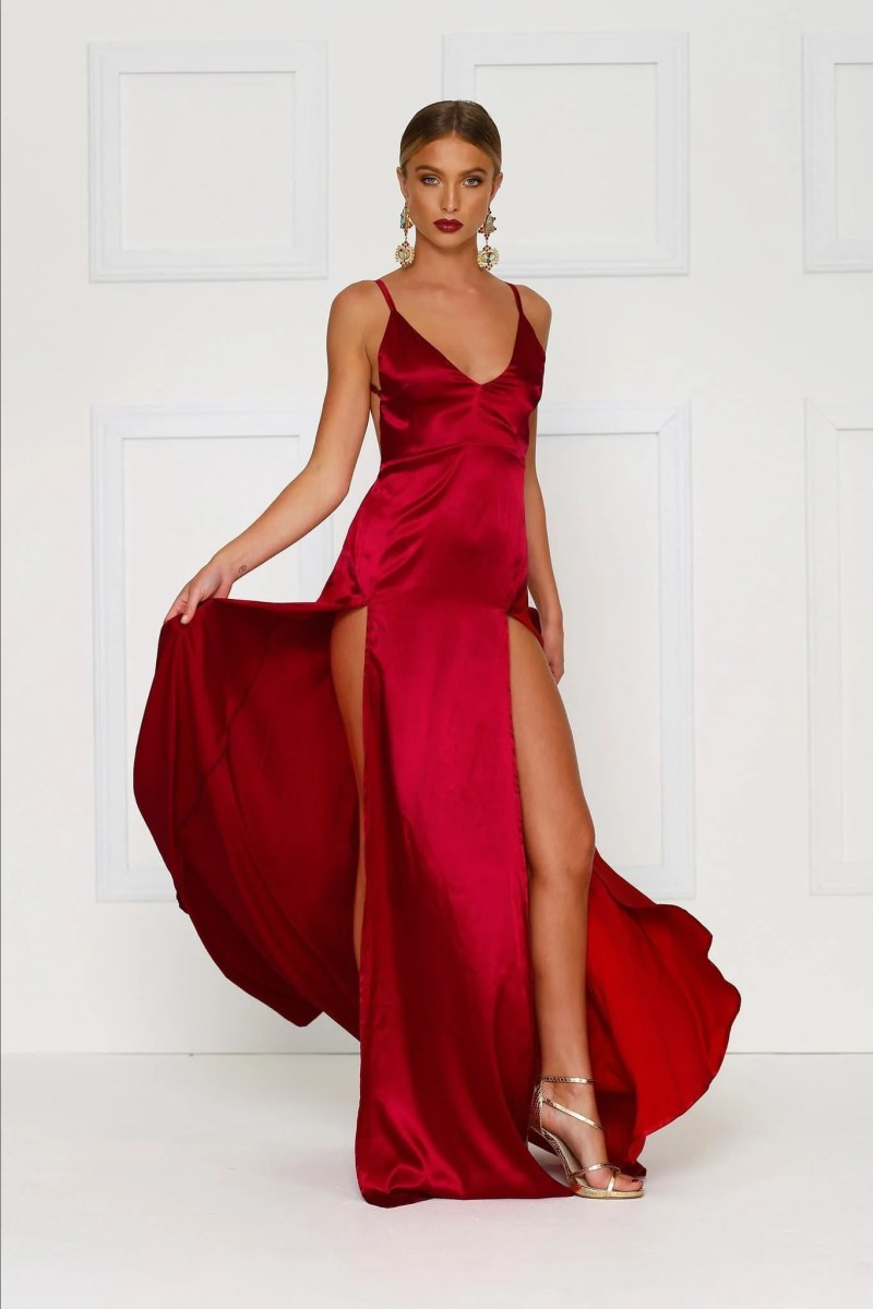 Large Of Long Red Dress