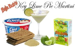 Small Of Key Lime Pie Martini