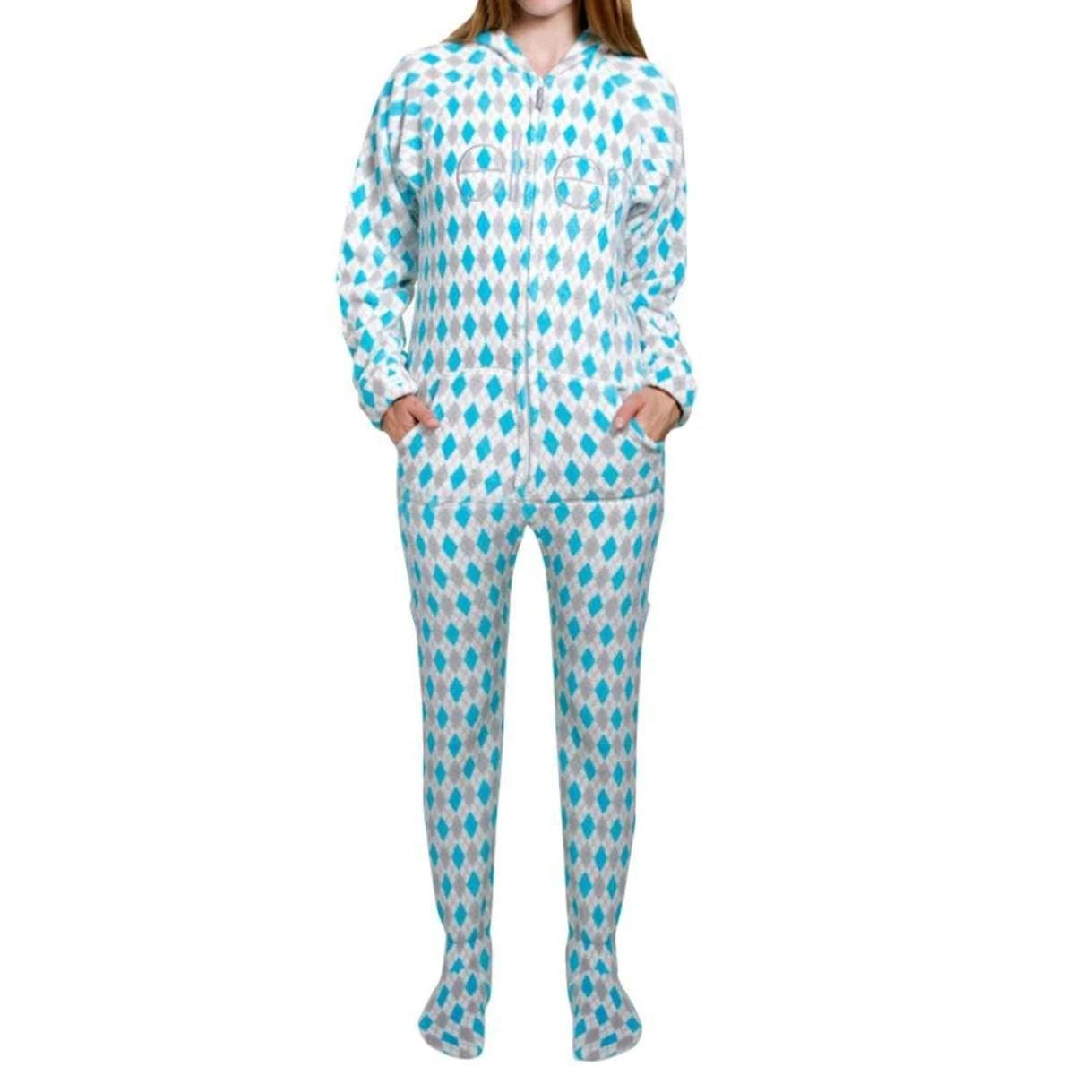 Fullsize Of One Piece Pajamas