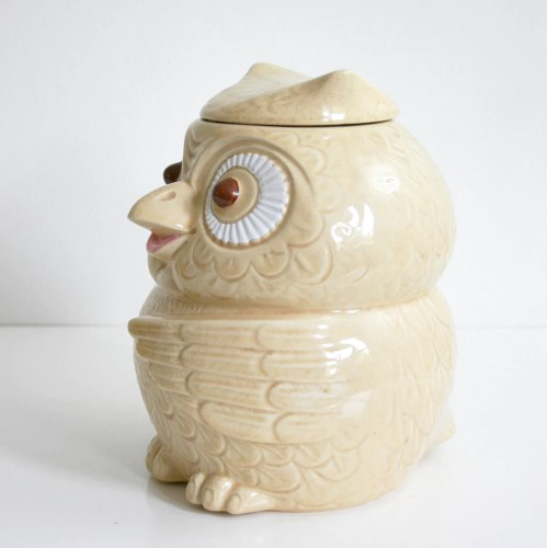 Medium Crop Of Owl Cookie Jar