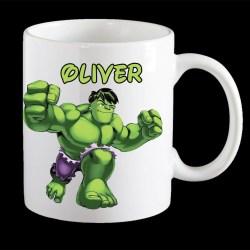 Dashing Personalised Hulk Coffee Hulk Personalised Kids Mug Hulk Fist Coffee Mug Hulk Coffee Mug