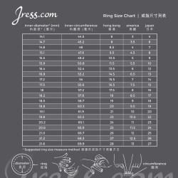 Small Crop Of Diamond Size Chart