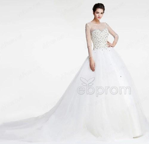 Medium Of Princess Wedding Dress