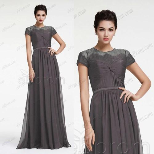 Medium Of Grey Bridesmaid Dresses